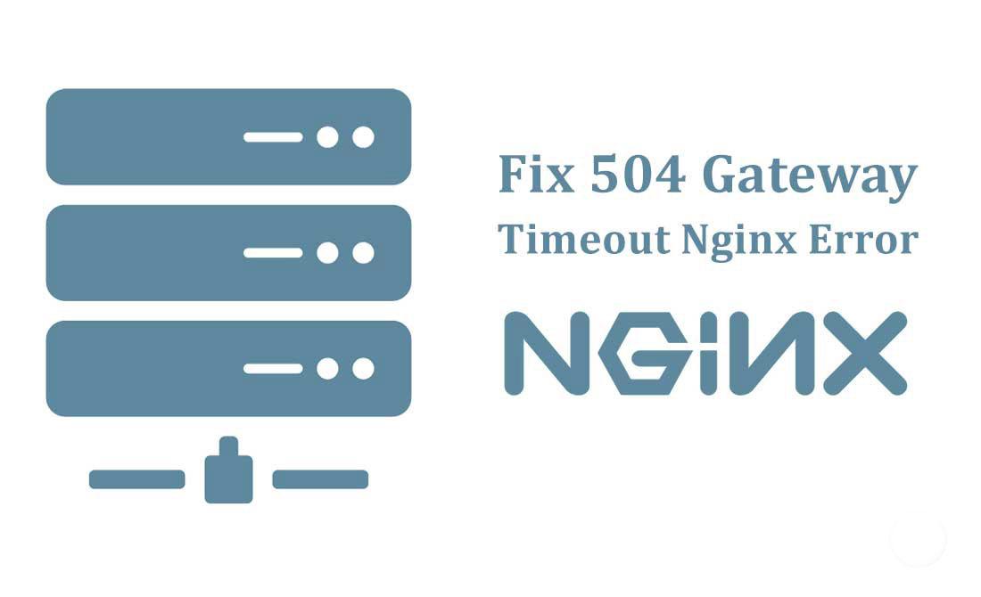 504 Gateway Timeout Nginx