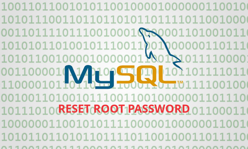 mysql-reset-password